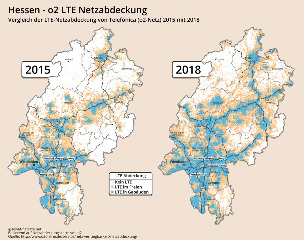 O2 netzabdeckung karte 2020